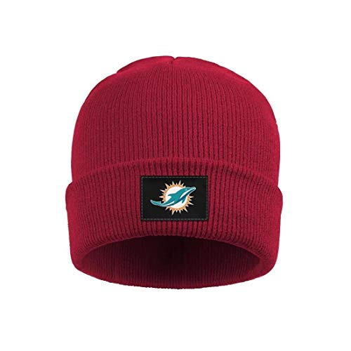 POLKIS Winter Warm Womens Mens Beanie Hats Soft FineAcrylic Watch Beanie Hat