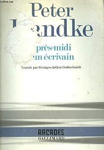 Après-midi d'un écrivain par Handke