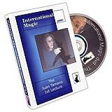 Juan Tamariz 1st Lecture by International Magic - DVD