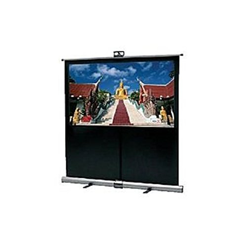 Da-Lite Theater-Lite Portable and Tripod Projection Screen - 39'' x 70'' - Wide Power - 80'' Diagonal (Certified Refurbished)