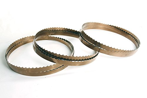 Wood-Mizer 240'' SilverTip Sawmill Blades Turbo 7° x 0. 05'' x 3'' -Box of 10 by Wood-Mizer