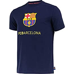 Fc Barcelone T-Shirt Barça - Collection Officielle Taille Adulte