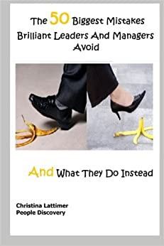 Book 50 Biggest Mistakes Brilliant Leaders And Managers Avoid