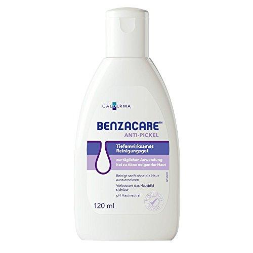 Benzacare tiefenwirksames Reinigungsgel, 120 ml