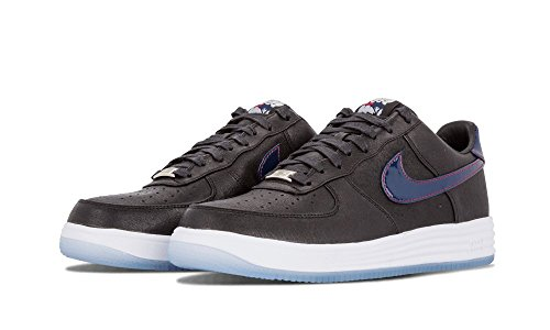 Nike Maankracht 1 Pf Qs Zwart / Cllg Nvy-unvrsty Rd-chrm
