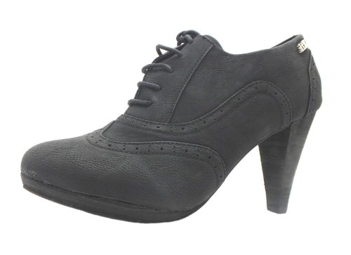Xti 24715, Stivali donna Nero nero