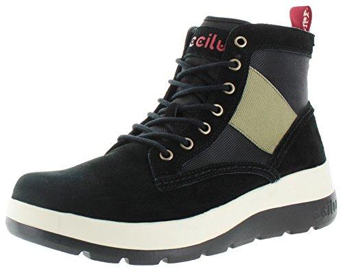 9e593acc4e7954 low-cost Ccilu Kaldar Men's Lightweight Hiking Boots Suede ...
