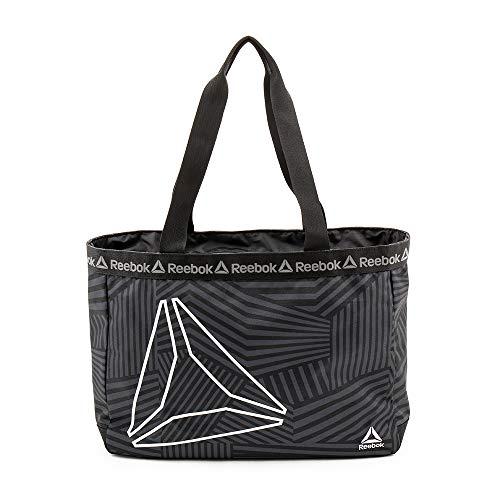 Tote Bag, Reebok Studio Series Bijou Tote Bag (Stripe Abstract)
