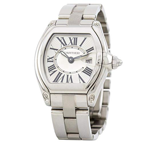 (Cartier Roadster Quartz Female Watch 2675 (Certified Pre-Owned) )