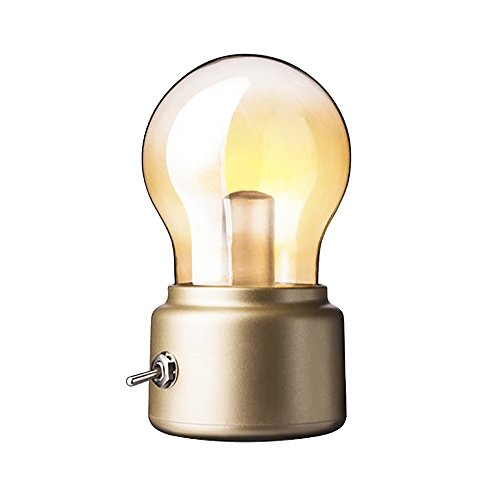 SHANHAI Mini 0.3W Minimalist Glass Night - Amber Glass Night Light Shopping Results