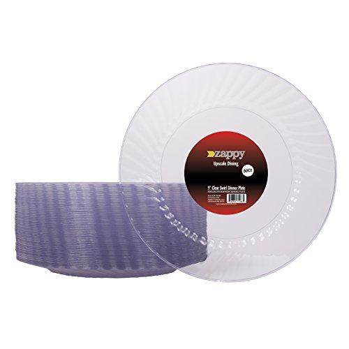 Previous · / Next  sc 1 st  Compostable Plates & Zappy Disposable Plastic Plates Dinner Plates Buffet Plates Premium ...