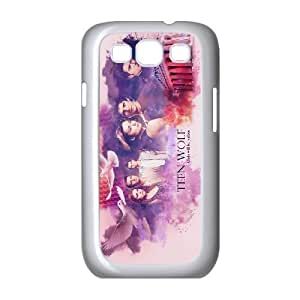 VNCASE Teen Wolf Phone Case For Samsung Galaxy S3 i9300 [Pattern-5]