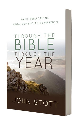 Monarch Daily - Through the Bible Through the Year: Daily Reflections from Genesis to Revelation