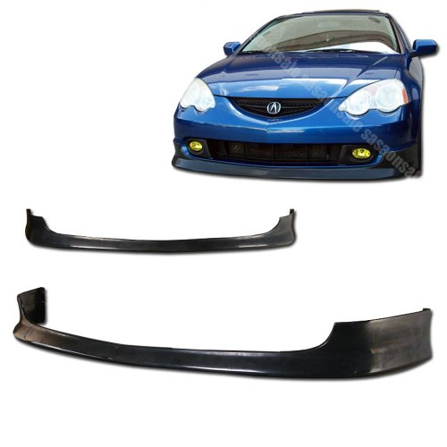 NEW - 02-04 ACURA RSX TYPE R Style PU Front Bumper Lip