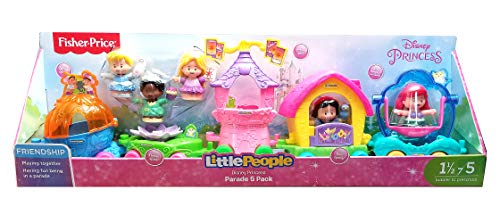 (Little People Disney Princess Parade 5 pack)