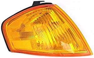 CAPA Certified For Mazda Protege 99-00 Parking Light Assembly Passenger Side
