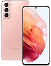 Samsung SM-G991BZIGEUE Model G991 Galaxy S21 5G 256GB Dual SIM Smartfon, Różowy