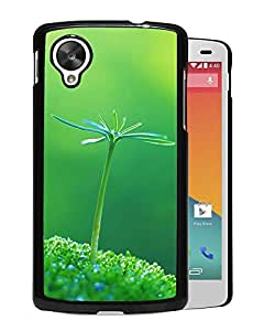 Nature One Green Plant Bud Durable High Quality Google Nexus 5 Case