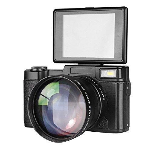 Digital Camera,Bigaint BG0011 22 MP 3.0-Inch LCD Screen N...