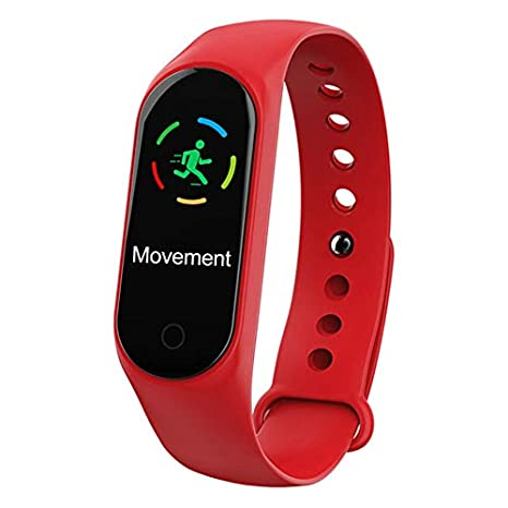 Amazon.com: Fitness Tracker, M3s Smart Watch Sport Wristband ...