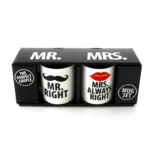 mr and mrs coffee gift sets - 2