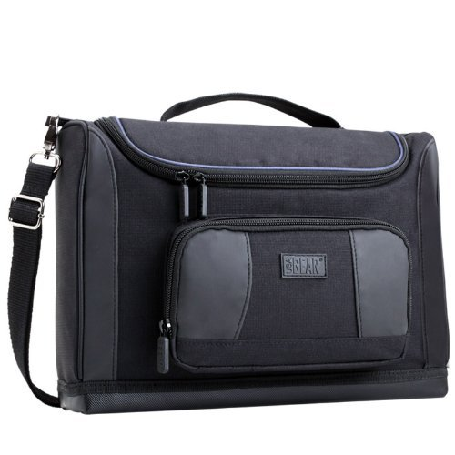 USA GEAR S7 Pro Professional Tablet Travel Bag w/ Scratch-Resist Interior , Accessory Pockets & Ripstop Nylon - Works with Apple iPad Pro 9.7 inch , Samsung Galaxy Tab S2 , Nvidia SHIELD K-1 & More at Electronic-Readers.com