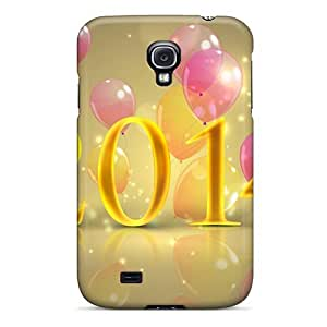 Series Skin Case Cover For Galaxy S4(flowers Mosque)