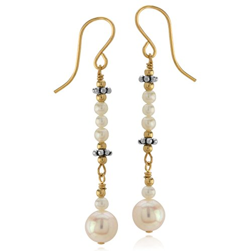 Earrings Pearl Honora (6.5mm Nikini Pearl Earrings)