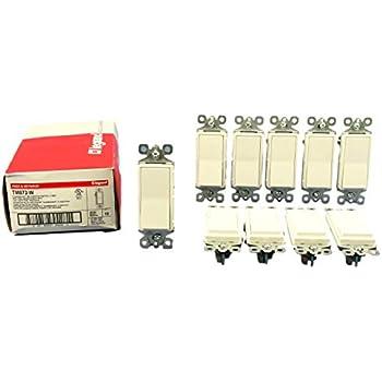 Pass Amp Seymour Legrand Tm873 W Decora Switch 3 Way 15a
