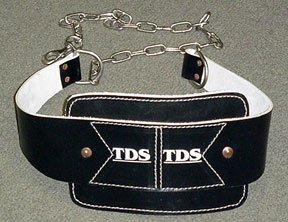 TDS Leather Dip Belt Chain