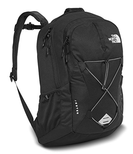 The North Face Women's Jester Backpack - TNF Black - One Size (Velcro Pen)