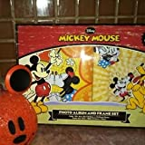 Disney Micky & Minnie Mouse Album and Frame