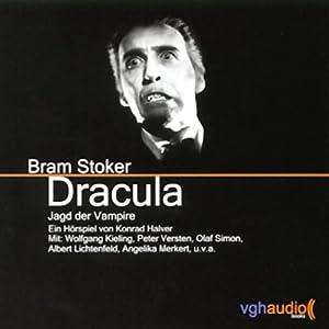 Dracula, Jagd der Vampire (Die schwarze Serie 2) Hörspiel