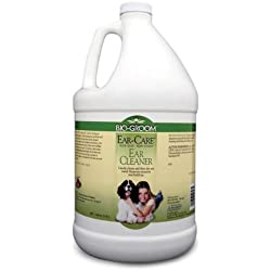 Bio-Groom Pet Ear Care Cleaner, 1-Gallon