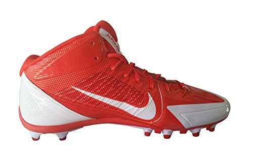 Herre Nike Alfa Pro 3/4 Td Fodbold Klampen Hvid / Sort / Metallisk Sølv Orange / Hvid Pf5H0