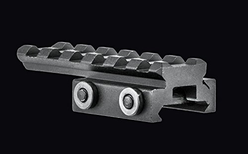 Lion Gears Tactical Ultra Compact Low Profile half inch Riser BM0605EX, 6 slots (Model Bridge Position)