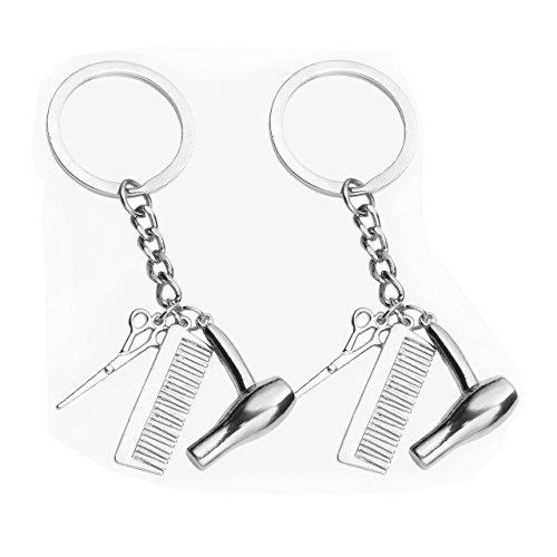 hair dryer key chain - 3
