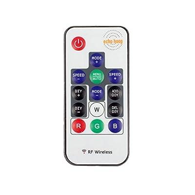 Echo Glow - 84 LED Remote Control Glow Hula Hoop - 95cm: Sports & Outdoors