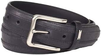 Tommy Hilfiger Men's Stitched Inset Belt