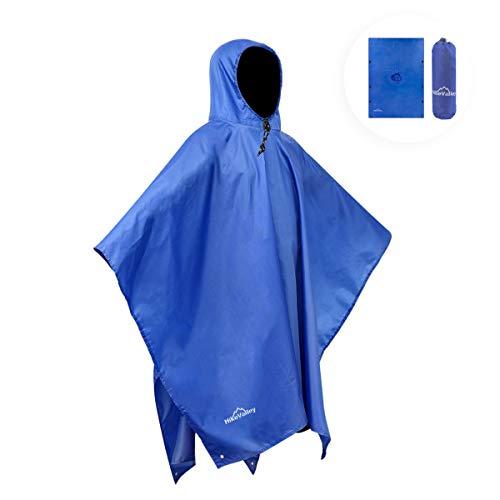 hikevalley Rain Poncho...