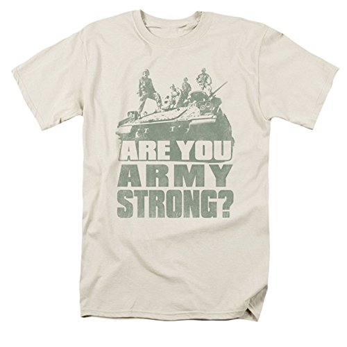 Army Tank Are You Army Strong T-Shirt