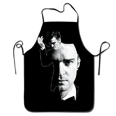 Justin Timberlake Easy Clean Home Cooking Bib Aprons