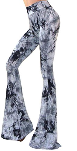 Flare Stretch Trousers - 4
