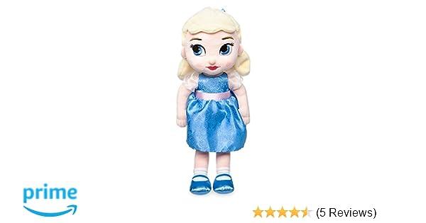 Disney Animators/' Collection Moana Plush Doll 12 Inches Small