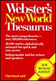 Webster's New World Thesaurus, Charlton G. Laird, 0671604376