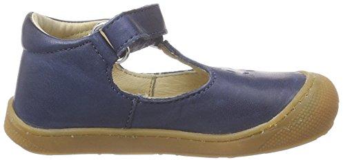 Naturino Ballerines Navy 3995 Bleu Spazzolata Garçon Nappa qTrwvRqxn