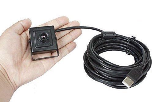 GERI Mini Face Detection Security USB Camera for ATM Home Network Webcam Cam