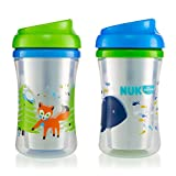 NUK Gerber Graduates Advance 2 Piece with Seal Zone Insulated Cup-Like Rim Sippy