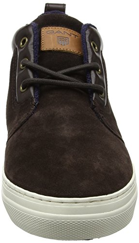 G46 Gant Marvel Dark Uomo Alto Sneaker Collo Marrone a Brown pzwx4UqpWa