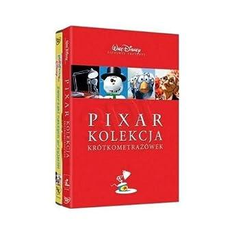 Kolekcja Krótkometrazówek Studia Pixar Playhouse Disney Zwierzaki